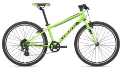 Велосипед Giant ARX 24 Neon Green/Black