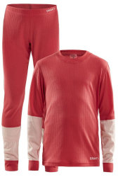 Комплект термобелья Craft Baselayer Set Junior beam/touch