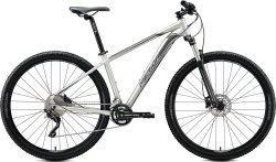 Велосипед Merida BIG.NINE 80 matt titan black-silver