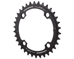 Звезда RaceFace Chainring, narrow wide, 104x38, blk, 10-12s
