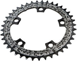 Звезда RaceFace Chainring Narrow Wide, 110, blk