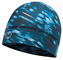 Шапка Buff Coolmax One Layer Hat stolen deep blue