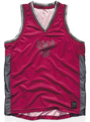 Джерси Fox DJ Sleeveless Jersey Red