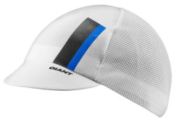 Кепка Giant RACE DAY CYCLING white-blue