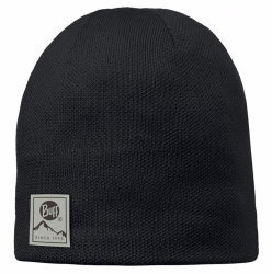 Шапка Buff Knitted & Polar Hat Solid black #2