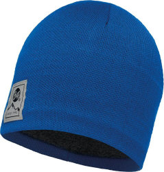 Шапка Buff Knitted & Polar Hat Solid blue