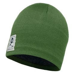 Шапка Buff Knitted & Polar Hat Solid forest