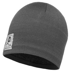 Шапка Buff Knitted & Polar Hat Solid grey