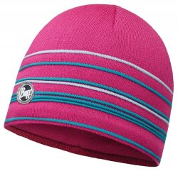 Шапка Buff Knitted & Polar Hat Stowe pink