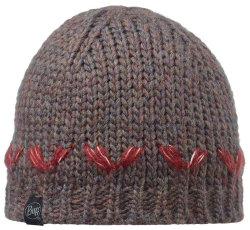 Шапка Buff Knitted Hat Lite brown