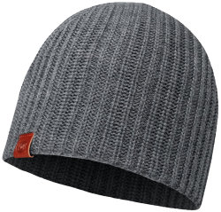 Шапка Buff Knitted Hat Haan grey castlerock