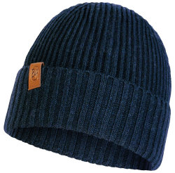 Шапка Buff Knitted Hat New Biorn night blue