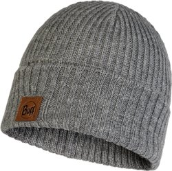 Шапка Buff Knitted Hat Rutger melange grey