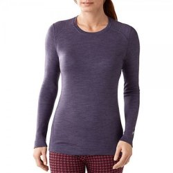 Кофта Smartwool NTS Mid 250 Crew Purple Heather