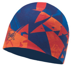 Шапка Buff Microfiber Reversible Hat rush multi blue skydiver
