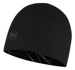 Шапка Buff Microfiber Reversible Hat boost graphite
