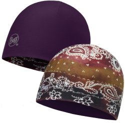 Шапка Buff Microfiber Reversible Hat delhi tobacco