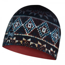 Шапка Buff Microfiber Reversible Hat butu dark navy