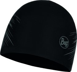 Шапка Buff Microfiber Reversible Hat r-solid black