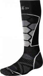Носки Smartwool PhD Ski Medium (Black/Gray)