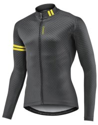 Майка Giant Podium Mid-Thermal Black Yellow