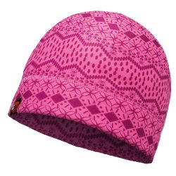 Шапка Buff Polar Hat Patterned sen pink