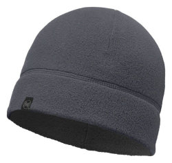 Шапка Buff Polar Hat solid grey