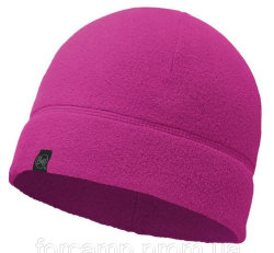 Шапка Buff Polar Hat solid mardi grape