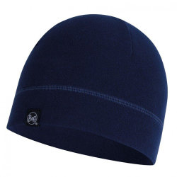 Шапка Buff Polar Hat solid night blue