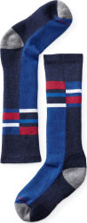 Носки детские Smartwool Wintersport Stripe (Navy)
