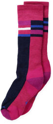 Носки детские Smartwool Wintersport Stripe (Potion Pink)