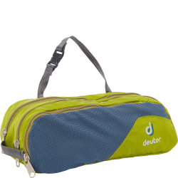 Сумка Deuter Wash Bag Tour II цвет 2308 moss-arctic