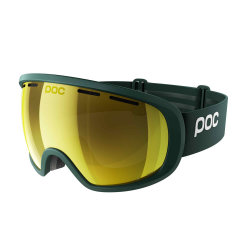 Маска POC Fovea Clarity Polydenum Green/Spektris Gold, One
