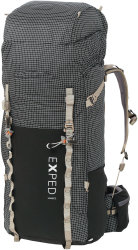Рюкзак Exped THUNDER 70 black - O/S - черный