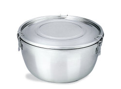 Контейнер Tatonka Foodcontainer 0.75 L для еды Silver