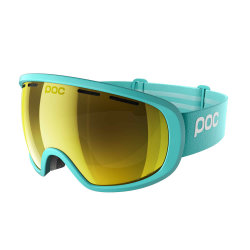 Маска POC Fovea Clarity Tin Blue/Spektris Gold, One