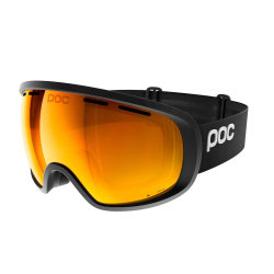 Маска POC Fovea Clarity Uranium Black/Spektris Orange, One