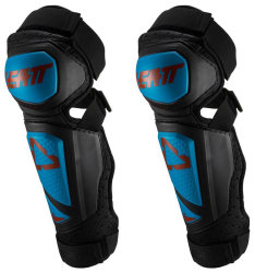 Защита колена Leatt Knee & Shin Guard 3.0 EXT Fuel/Black