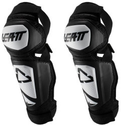 Защита колена Leatt Knee & Shin Guard 3.0 EXT White/Black
