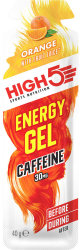 Гель энергетический High5 Energy Gel Caffeine Orange 40g
