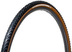 Покрышка Panaracer Gravelking EXT+, 700x35C Black/Brown