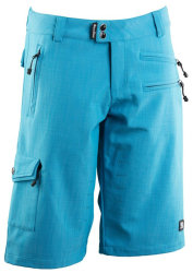 Велошорты женские RaceFace Khyber Womens Shorts turquoise