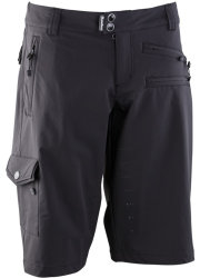 Велошорты женские RaceFace Khyber Womens Shorts black