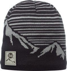 Шапка Buff Knitted & Polar Hat Laki black