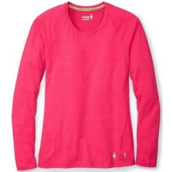 Кофта Smartwool Merino 150 Baselayer Pattern Long Sleeve Potion Pink