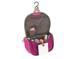 Косметичка Sea to Summit TL Hanging Toiletry Bag Berry/Grey