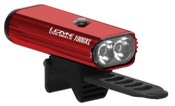 Фара Lezyne LITE DRIVE 1000XL red