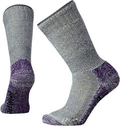 Носки женские Smartwool Mountaineeering Extra Heavy Crew (Mountain Purple)