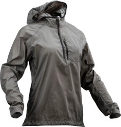 Куртка RaceFace WMNS Nano packable jacket grey