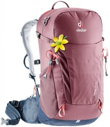Рюкзак Deuter Trail 24 SL цвет 5322 maron-navy